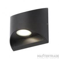 Forum ZN-29993-BLK - Manu LED Up/Down Wall Light in Black Finish