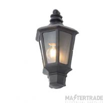 Forum ZN-33994-BLK Half Lantern LED 42W