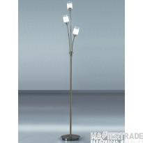 Franklite SL685 Campani 2 Light Bronze Floor Lamp