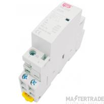 FuseBox INC202 Contactor DP 20A 230V