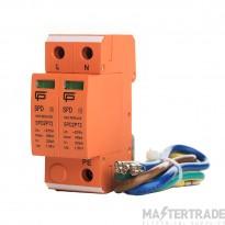 FuseBox SPD2PT2 T2 Surge Protector 40kA