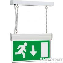 Greenbrook ELHLEDM LED Emergency Hanging Exit Blade 3hrM