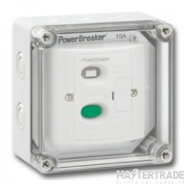 Greenbrook H92IP-X Spur Unit c/w RCD 30mA
