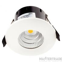 Greenbrook LEDDLC4000W Vela Compact IP65 Fire Rated Downlight 4000K