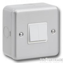 Greenbrook MC122 Switch 2G 2 Way 10AX