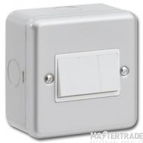 Greenbrook MC132 Switch 3G 2 Way 10AX