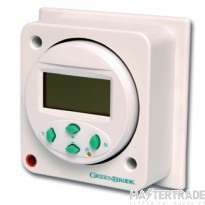 Greenbrook T108A-C 7 Day Electronic Timer