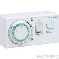 Greenbrook T109-C Economy 7 Boost Timer 13A