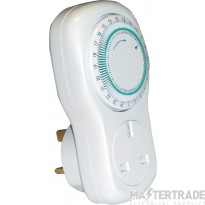 Greenbrook T73A-C Plug/In 24hr Timer & Indicator