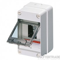 Gewiss GW40001 4 Module Enclosure 105X170X98 IP55