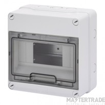 Gewiss GW40003 8 Module Enclosure 180X180X98 IP55
