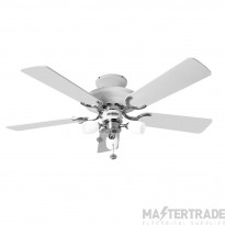 Fant 110009 Mayfair Fan 42in White SS