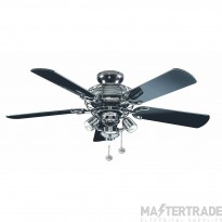 Fant 111849 Gemini Fan 42in Pewter