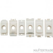 Hamln GRIDKITWH Grid Fix Dimmer Kit Pk=5