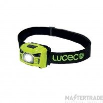 Luceco LILH15P65 USB Rechargeable Inspection Head Torch
