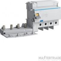 Hager BFC480E RCD 4P Add-On AC 125A300mA