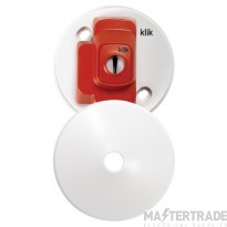 Hager CR64AX Ceiling Rose 4Pin 6A