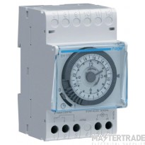 Hager EH110 Time Switch 1 Channel Daily