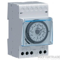 Hager EH111 Time Switch 3 Mod Daily
