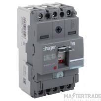 Hager HDA025U MCCB TP 25A 18kA