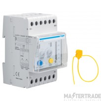 Hager HR520 Earth Leakage Relay 0.03-10A