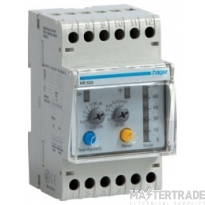 Hager HR523 Earth Leakage Relay 0.5-310A