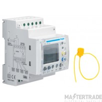 Hager HR534 Earth Leakage Relay 0.03-10A