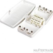Hager 3 Terminal Maintenance Free Junction Box 30A  J803