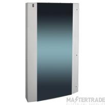 Hager JF80204BG Panelboard 6 Way 2x250A