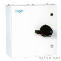 Hager JFB203U Combination Unit SPSN 32A