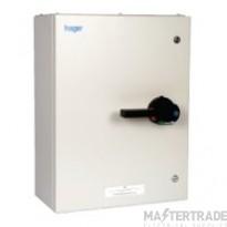 Hager JFE210U Combination Unit SPSN 100A