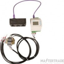 Hager Multi Function Pulsed & Modbus Meter Pack 125A JK140PM