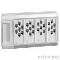 Hager KLMB4W Marshalling Box 4Way 7P