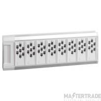Hager KLMB8W Marshalling Box 8Way 7P
