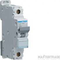 Hager SP Type C MCB 10A 10kA NCN110A