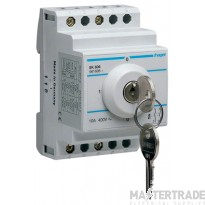 Hager SK606 Selector Switch 10A 400V