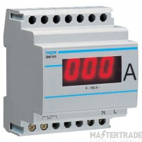 Hager SM151 Ammeter Digital