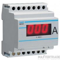 Hager SM401 Ammeter Digital