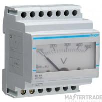 Hager SM500 Voltmeter Analogue