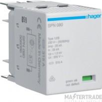 Hager SPN080 Cartridge for SPN8xxx 25kA