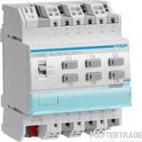 Hager TYA606B Output module 6x 10A /230V~, KNX