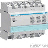 Hager TYA606E Output 6 -fold 16A current monitoring