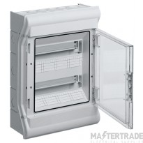 Hager  2 Row 24 Module IP55 Enclosure  Insulated VE212U