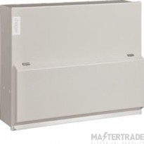Hager VML106 6 Way Switch  Consumer Unit 100A Square KO