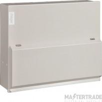 Hager VML106RK Consumer Unit 6 Way 100A