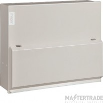 Hager 8 Way Switch Disconector Incomer SPD Consumer Unit 100A
