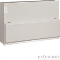 Hager VML110RK Consumer Unit 10 Way 100A