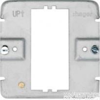 Hager Sollysta Grid 1 Gang for Flat Plate Range Frame WFGF1