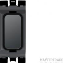 Hager WMGB1BNB Grid Blank Module Blk Nic