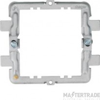 Hager WMGF2 Grid Frame 2 Gang